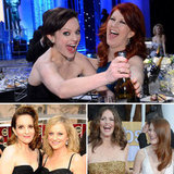 Girlfriends Laugh, Mingle, and Pop Champagne at the SAG Awards