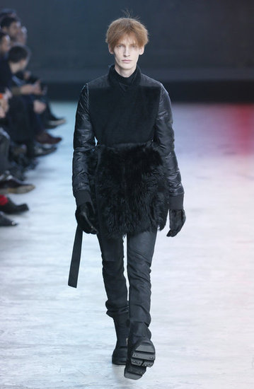Rick Owens Fall 2013