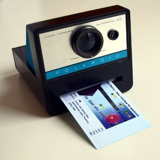Polaroid Cacher Video