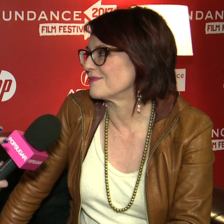 Megan Mullally Interview at Sundance Film Festival (Video)