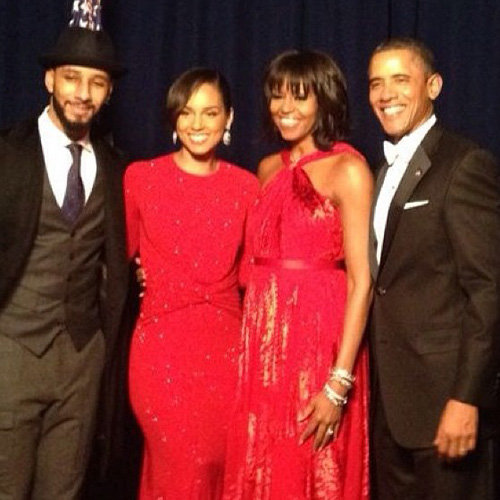Inauguration 2013: Best Celebrity Instagram Photos