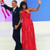 Michelle Obama&#039;s Inauguration Fashion 2013 (Video)