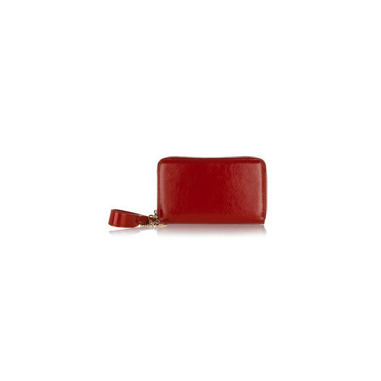 Every colour needs a designer purse, and this YSL number will be all that easier to see in the bottom of your bag thanks to this delicious Big Apple red hue. Purse, approx $337 (was approx $481), Yves Saint Laurent at Net-a-Porter