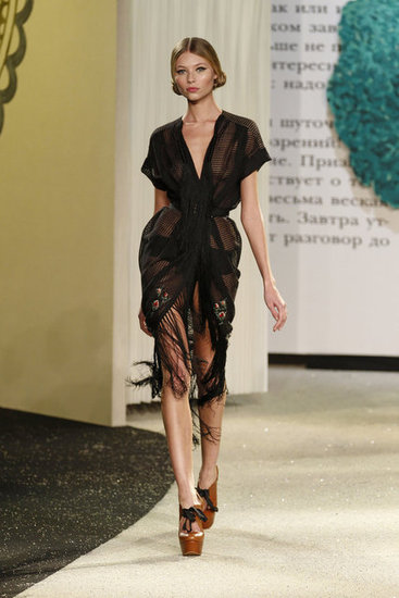 Ulyana Sergeenko Couture