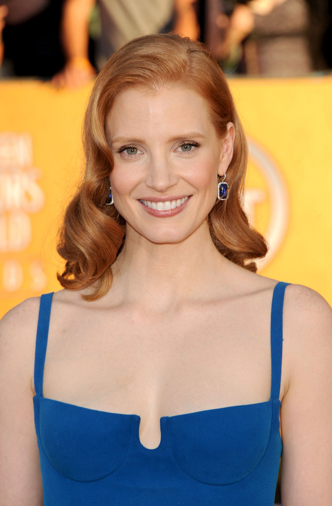 Hit: Jessica Chastain, 2012