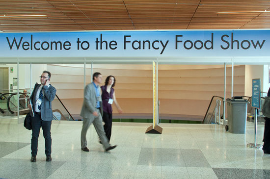 Fancy Food Show Entrance