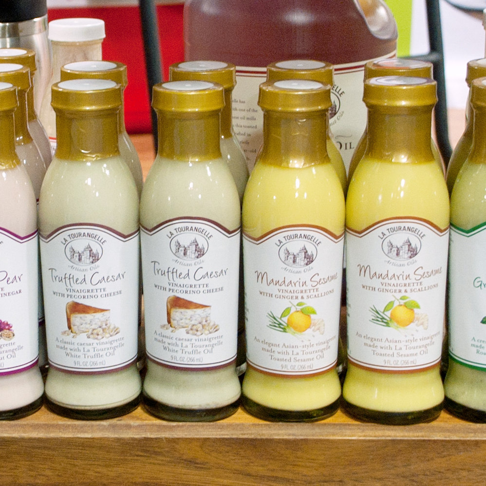 La Tourangelle Bottled Salad Dressing