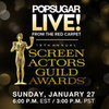 Watch the 2013 SAG Awards Live