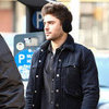 Zac Efron Filming in NYC | Pictures