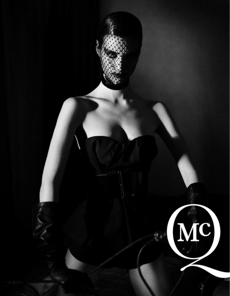 Photo courtesy of McQ by Alexander McQueen