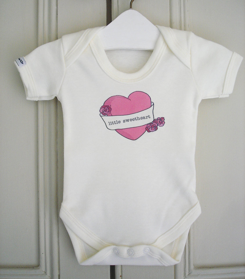 Little Sweetheart Onesie