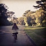 Bike Through Golden Gate Park, San Francisco