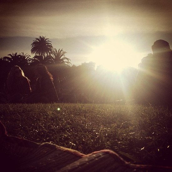 Have a Picnic in Mission Dolores Park, San Francisco