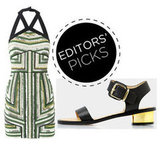See What Our Editors Are Wearing on Australia Day 2013