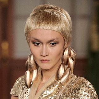 Haute Couture Fashion Week Hair and Makeup 2013