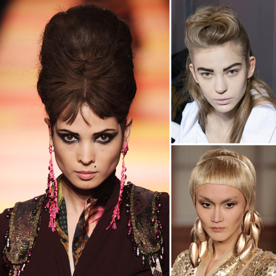The Most Stunning Beauty Moments From the Paris Haute Couture Runways