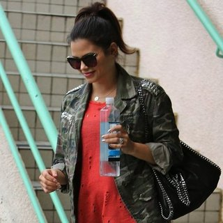 Jenna Dewan at the Gym in Hollywood | Pictures