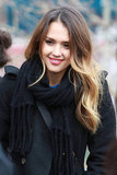 Jessica Alba and Amy Poehler Buddy Up at Sundance