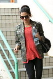 Pregnant Jenna Dewan Brings Her Bump to the Gym
