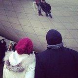 Take a Pic in Front of the Giant Bean in Millennium Park, Chicago