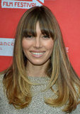 Jessica Biel's Lighter Hair Color