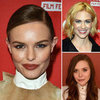 Casual Celebrity Hair & Beauty At Sundance: Kate Bosworth