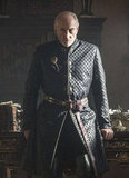 Tywin Lannister (Charles Dance) is now the Hand to the King, replacing Tyrion.