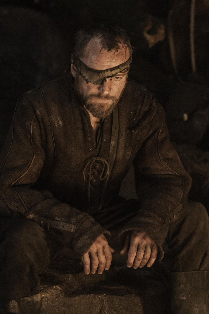 Richard Dormer makes his debut in season three as Beric Dondarrion.