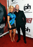 Jennifer Lopez Brings Jason and Casper to Debut Parker in Sin City