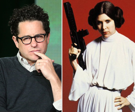 J.J. Abrams Takes on Star Wars