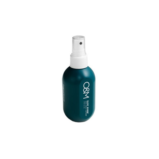 O&M Surf Bomb Sea Salt Spray, $24.95