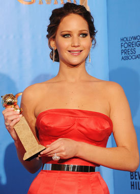 Celebrity News: Jennifer Lawrence Sick With Pneumonia