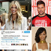 Top Celebrity Tweets: Rihanna Jennifer Hawkins Ricky Martin