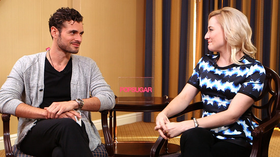 "The Following's Adan Canto on Love Triangles and ""Totally Unexpected"" Twists"