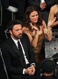 Jennifer Garner Drinks Up During the 2013 SAGs With Ben Affleck