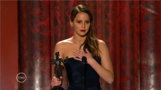 Video: The Truth About Jennifer Lawrence's Ripped Dress, MTV, and More!
