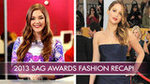 Watch Our SAGs Fashion Recap — Best Dressed and Biggest Trends!