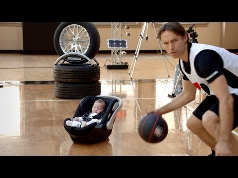 "Bridgestone's ""Performance Basketball"" (2012)"