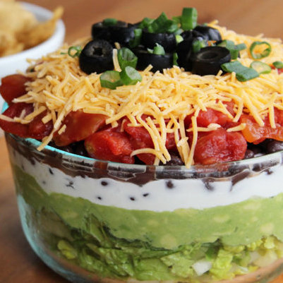 Healthy Super Bowl Snacks and Dips