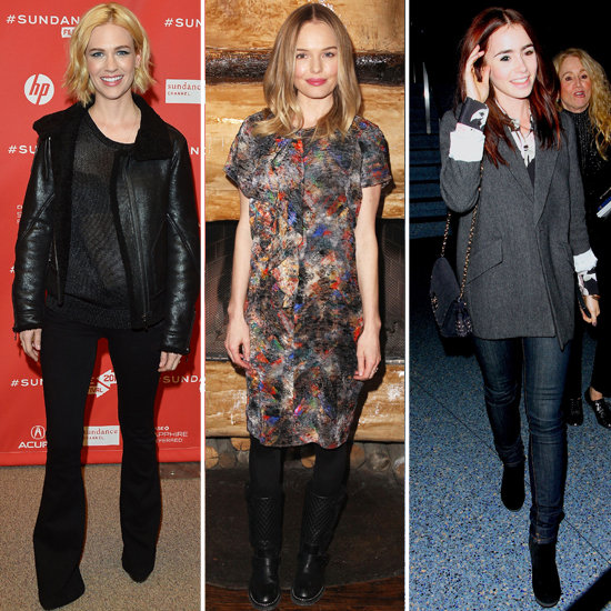 It's Mulberry Mania For These Stunning Celebrities