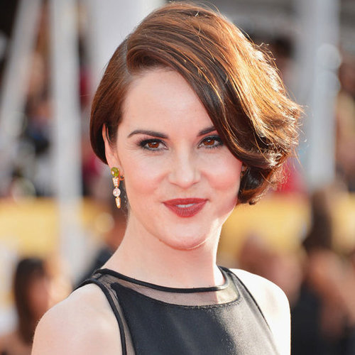 Michelle Dockery at the 2013 SAG Awards