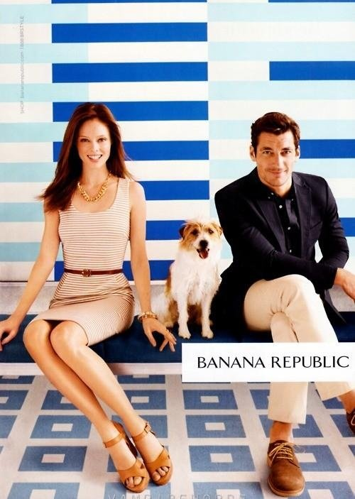 Banana Republic Summer 2012
