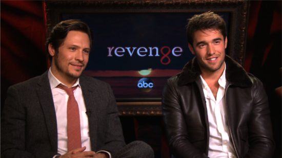 "The Revenge Cast Talks Teasers and Take-Downs in a ""Gasp-Filled"" Season"