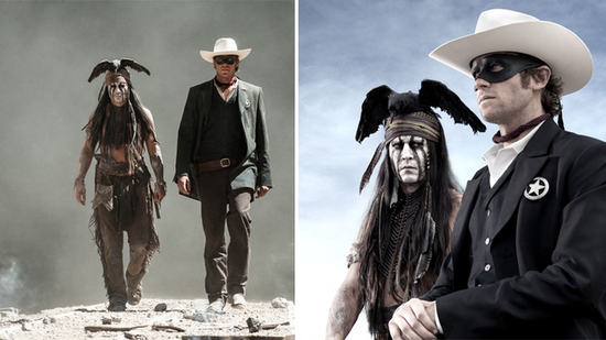 Video: Lone Ranger's Armie Hammer Gushes Over Costar Johnny Depp — More Headlines!