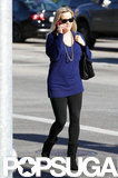 Reese Witherspoon Stops to Shop and Eyes a New Role