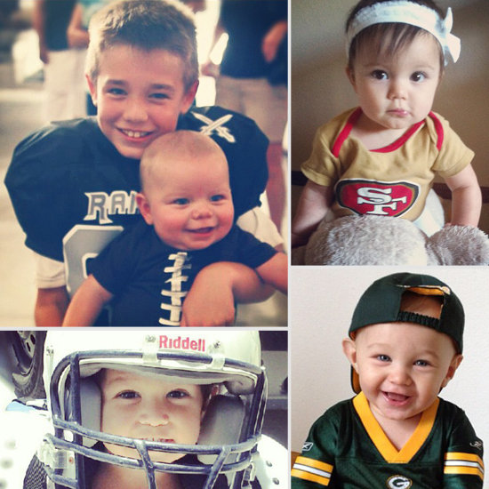 Touchdown Tots: The Cutest Lil Football Fans