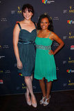 Shari Sebbens and Miranda Tapsell