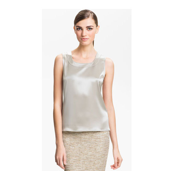 Top, approx $379, St John at Nordstrom