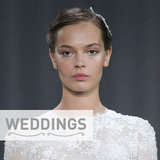 The Beauty Looks From the Fall 2013 Bridal Collections