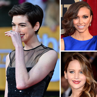 All the Beauty Looks from the 2013 SAG Awards